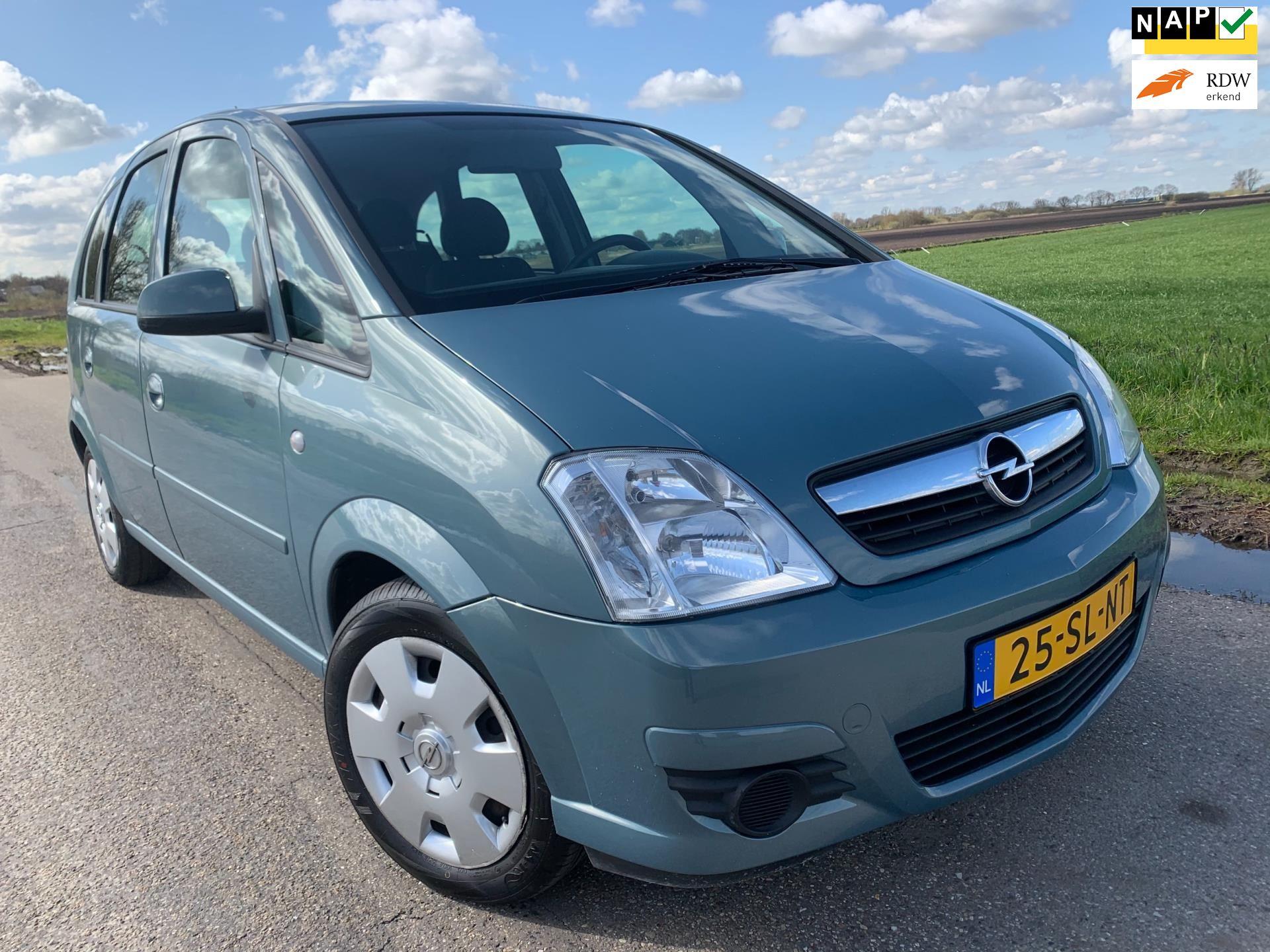 Opel Meriva occasion - Van der Made Auto's
