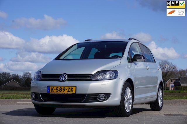 Volkswagen Golf Plus 1.2 TSI Trendline, Parkeersensoren voor en achter, Airco, LM Velgen
