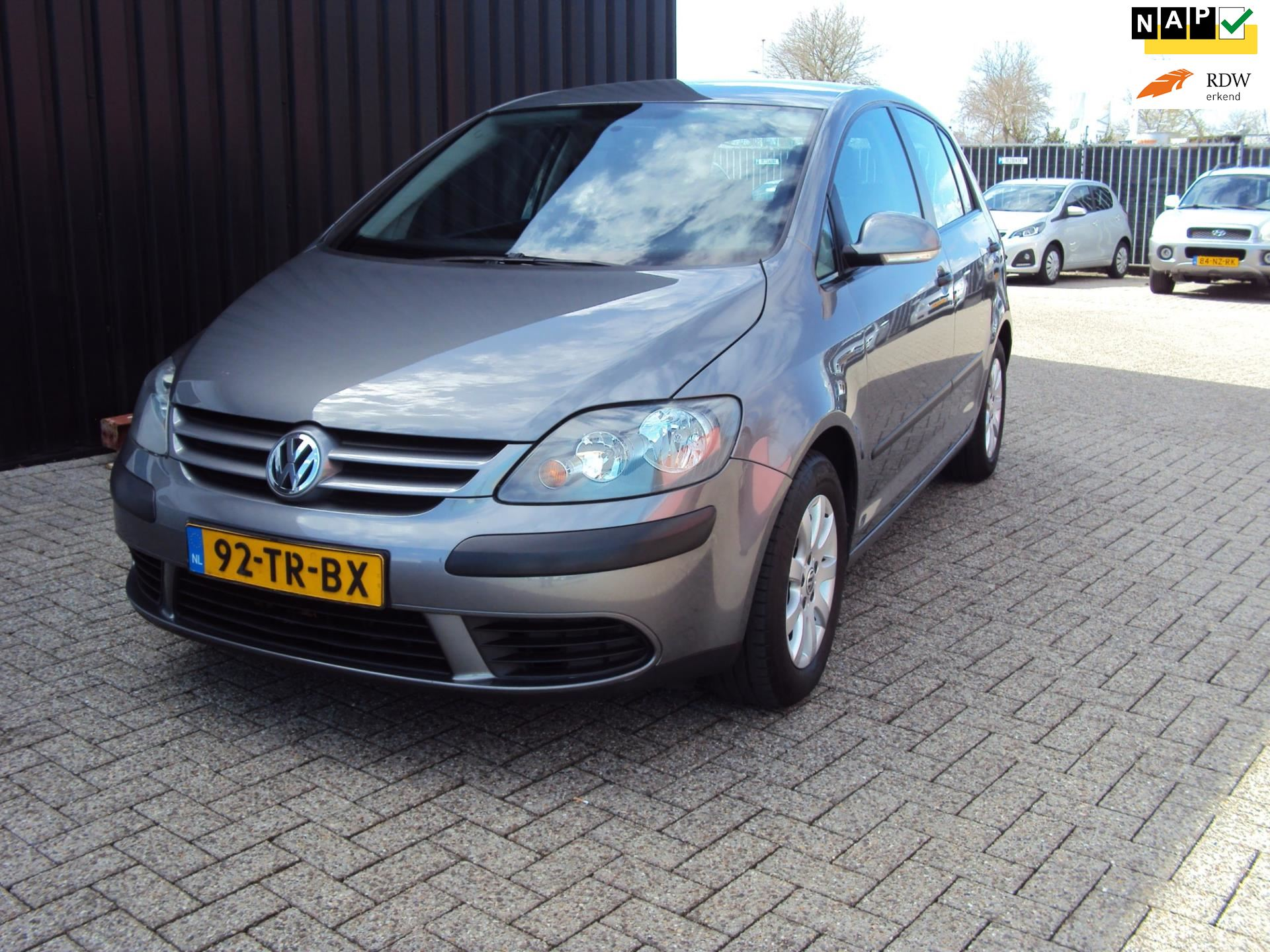 Volkswagen Golf Plus occasion - SnelGarage Dronten