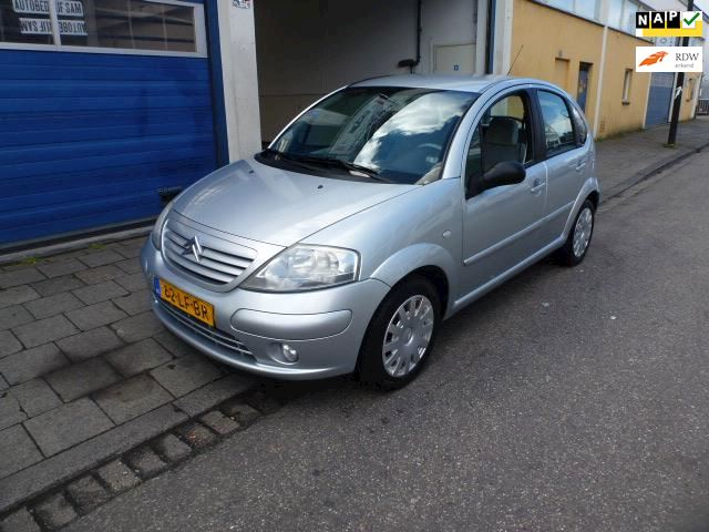 Citroen C3 1.6i-16V Exclusive Automaat/Apk/Climate/Cruise/Flippers/Nap/