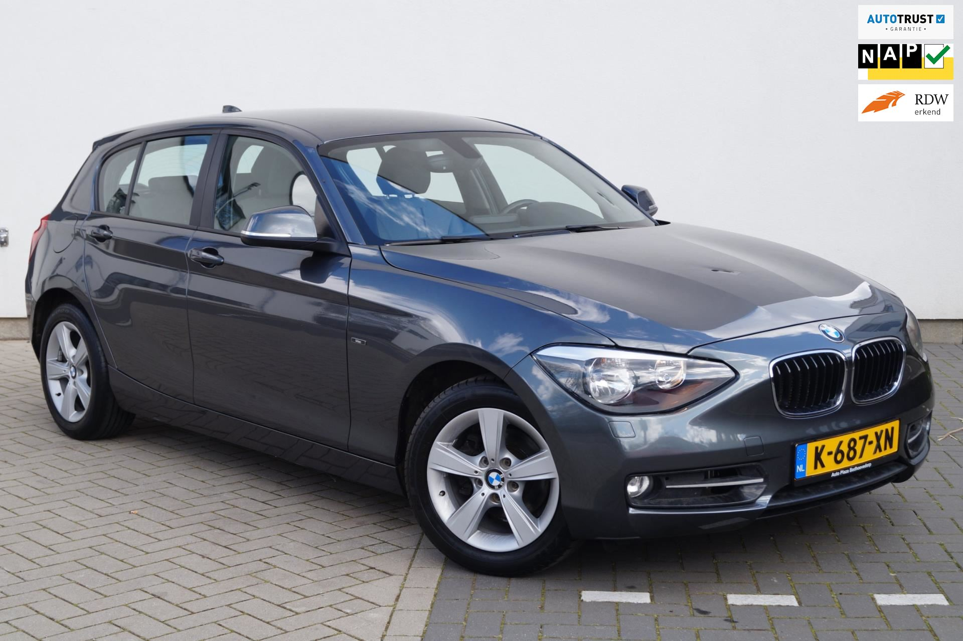 BMW 1-serie occasion - Auto Plaza Badhoevedorp