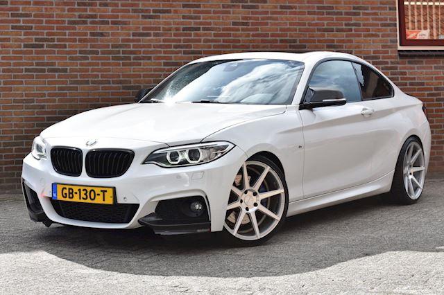 BMW 2-serie Coupé occasion - Autobedrijf Prins