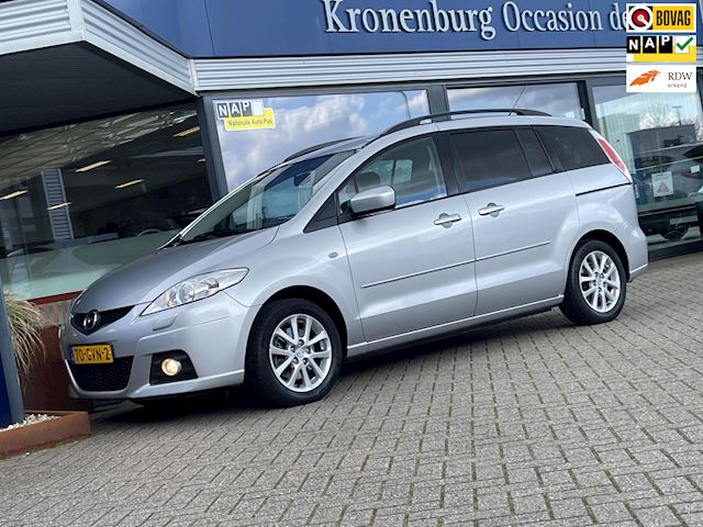 Mazda 5 1.8 TOURING BUSINESS 7 PERSOONS (CLIMATE-CONTROL LM-VELGEN PDC PRIVATE-GLASS NETTE AUTO 169DKM!!)
