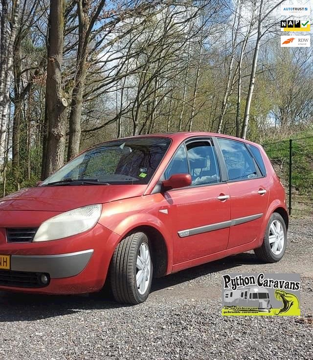 Renault Scénic occasion - Occasions Trading Europa
