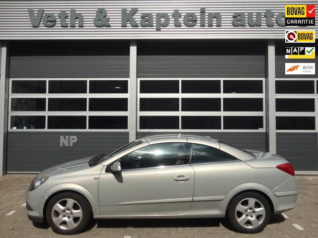 Opel Astra TwinTop occasion - Veth & Kaptein Auto's B.V.