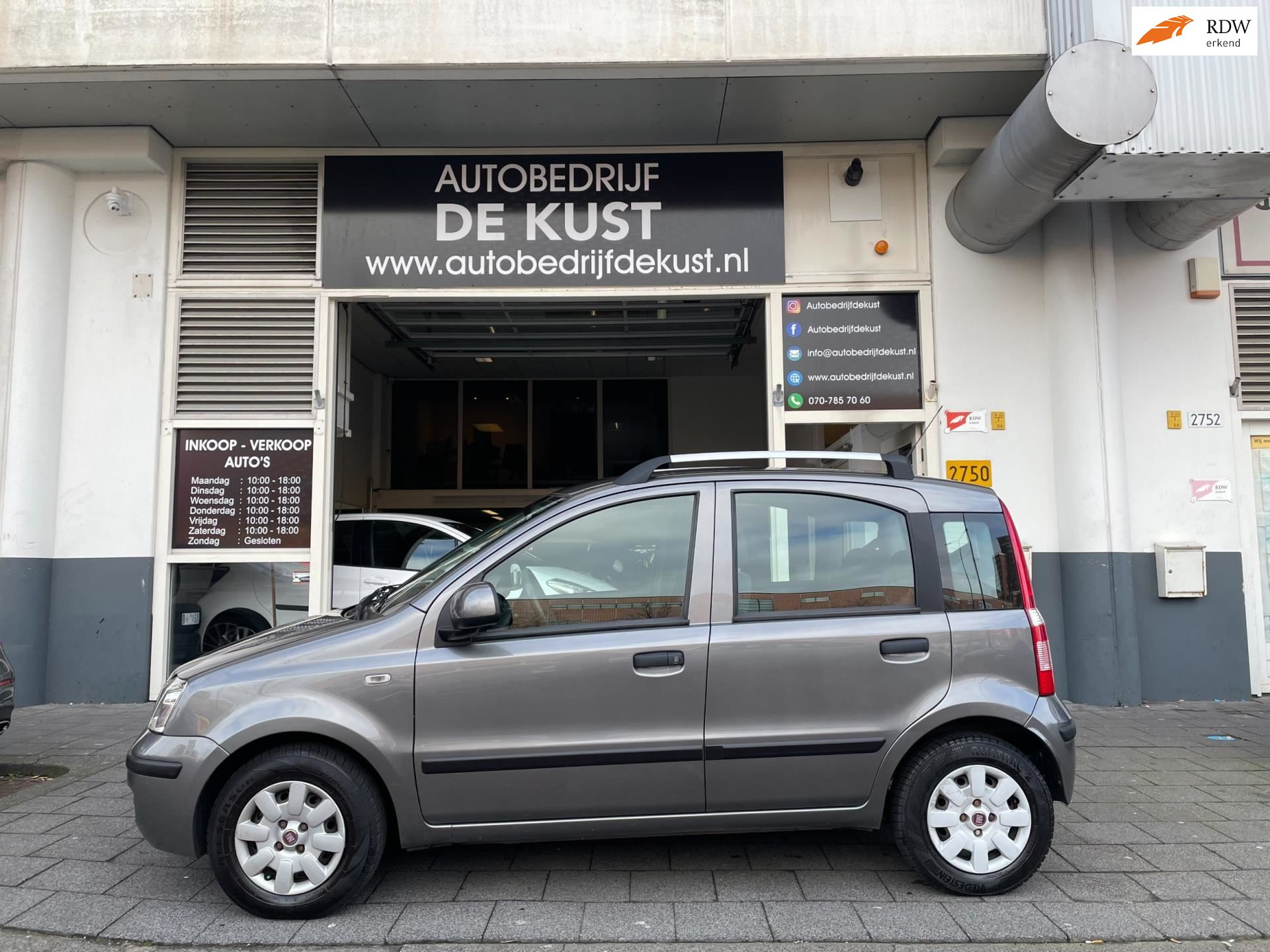 Fiat Panda occasion - Autobedrijf De Kust B.V.