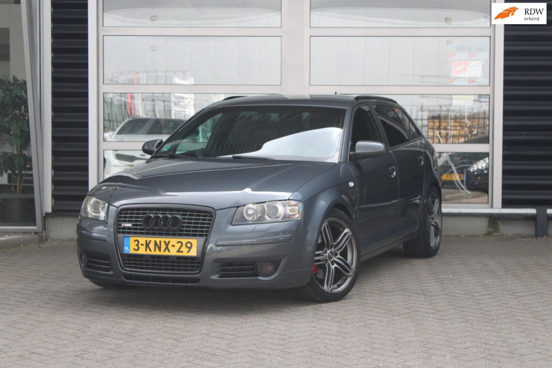 Audi A3 Sportback occasion - Van den Boom Autobedrijf