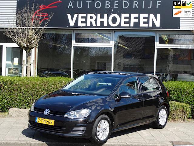Volkswagen Golf 1.2 TSI Comfortline - NAVIGATIE - CLIMATE/CRUISE CONTROL - LEDER STUUR !!
