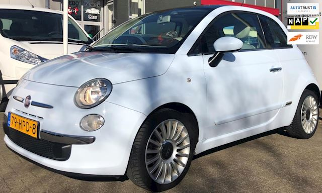 Fiat 500 1.2 Lounge Airco Pano 145.000Km NAP APK