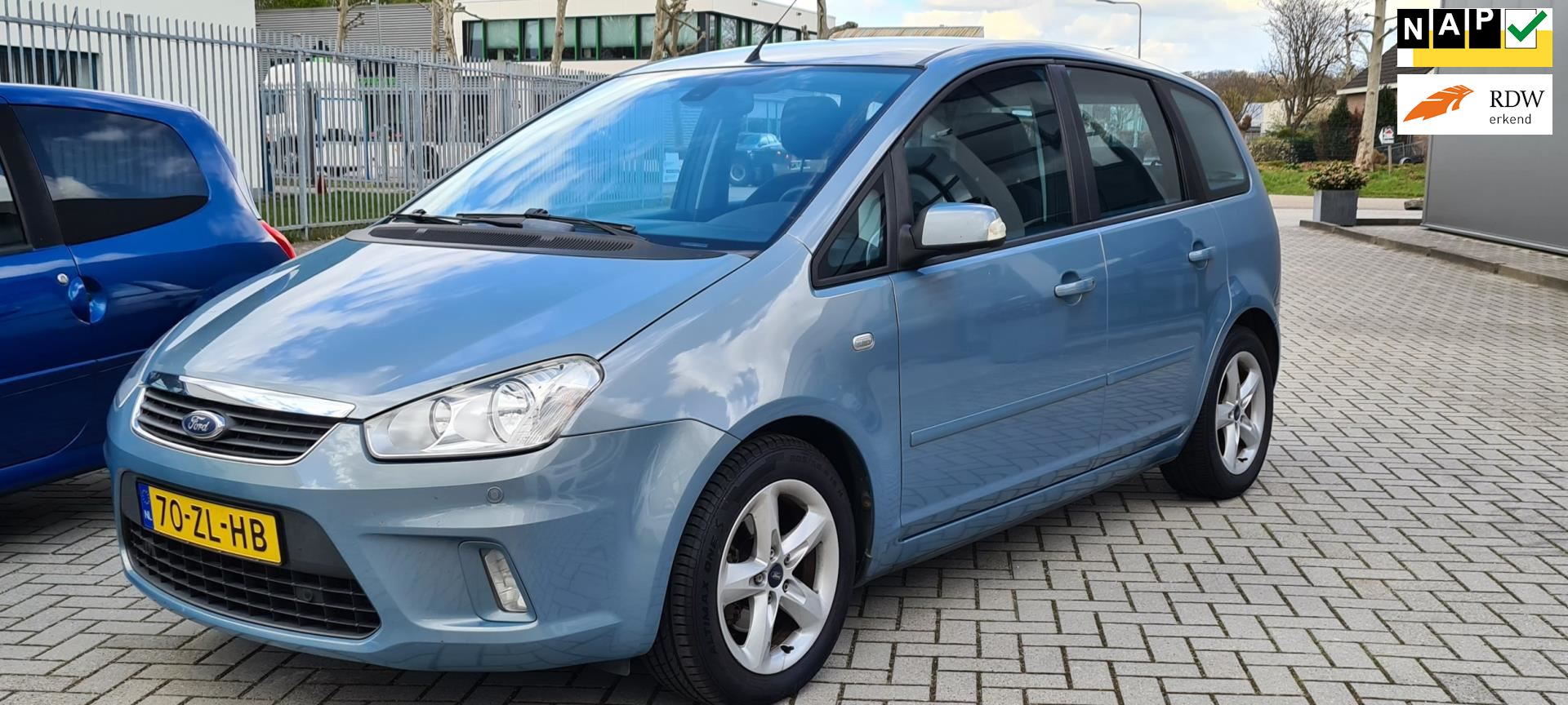 Ford C-Max occasion - Weerterveld Auto's