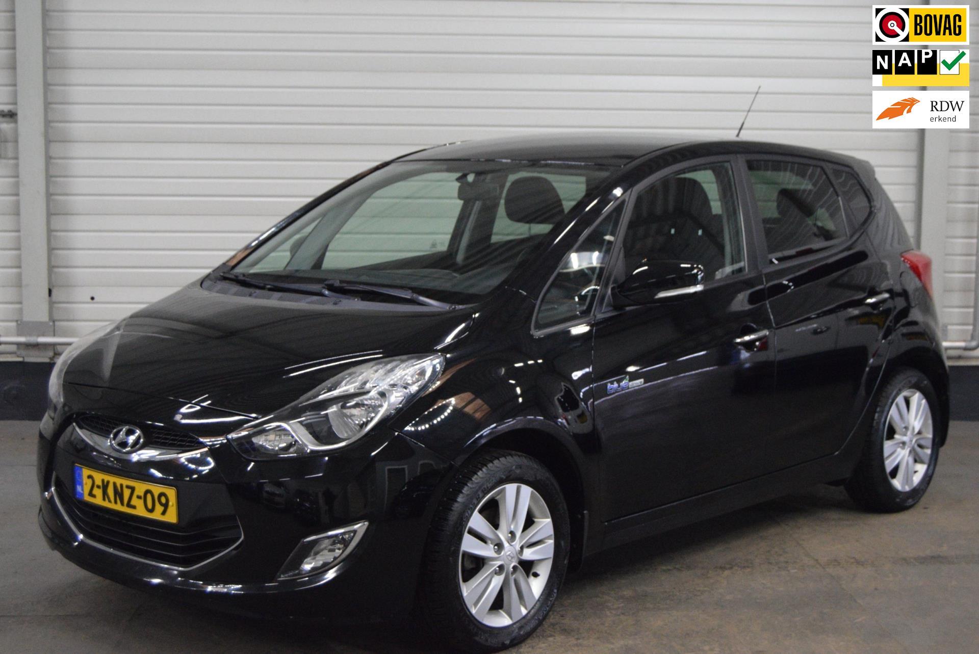 Hyundai Ix20 occasion - Autobedrijf van de Werken bv