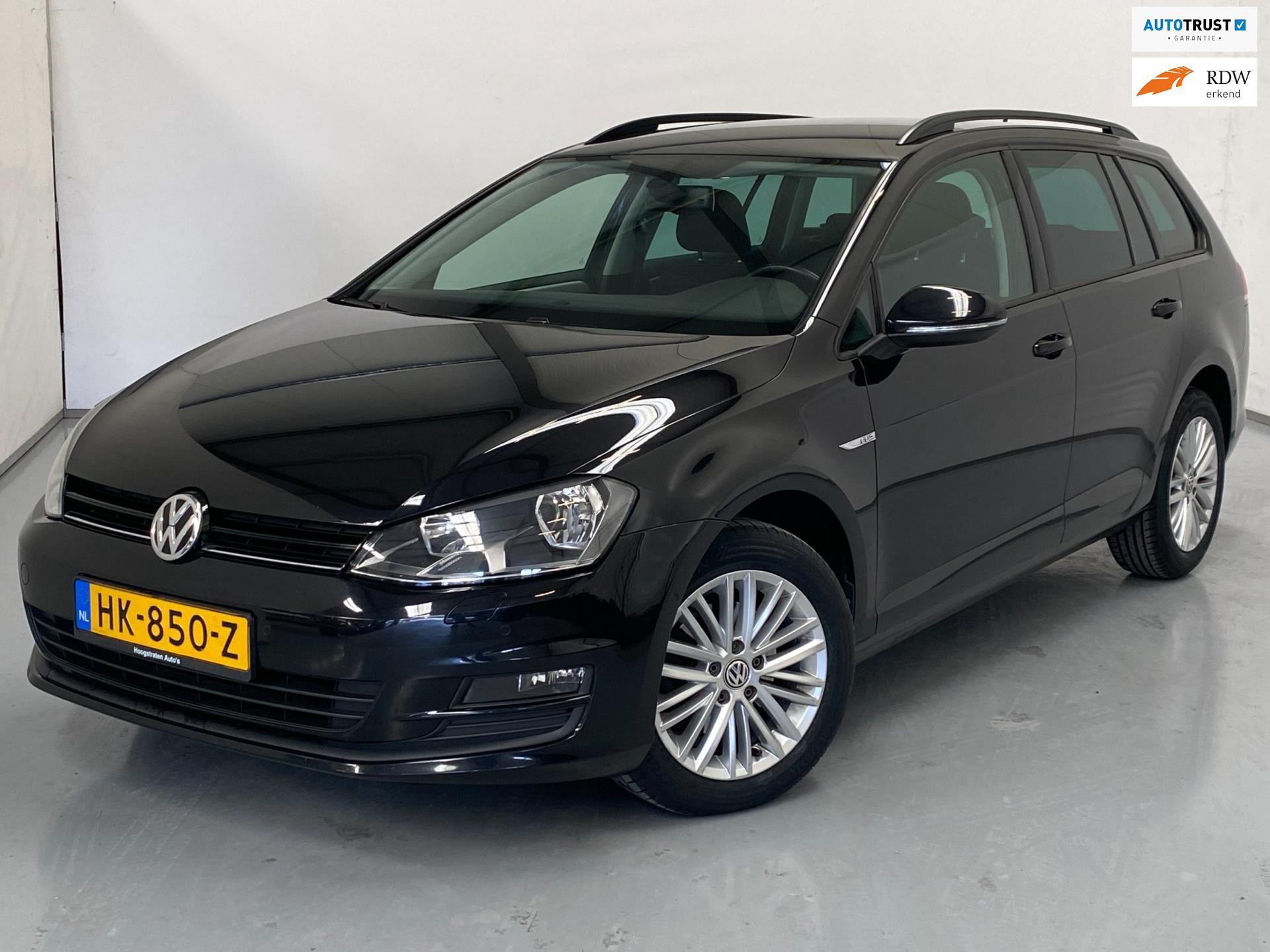 Volkswagen Golf Variant occasion - Van den Brink Auto's