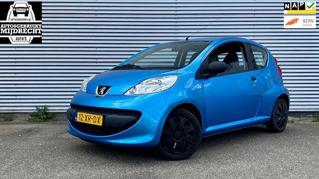 Peugeot 107 1.0-12V XR/3 deurs/ lage kmstand/nette auto.