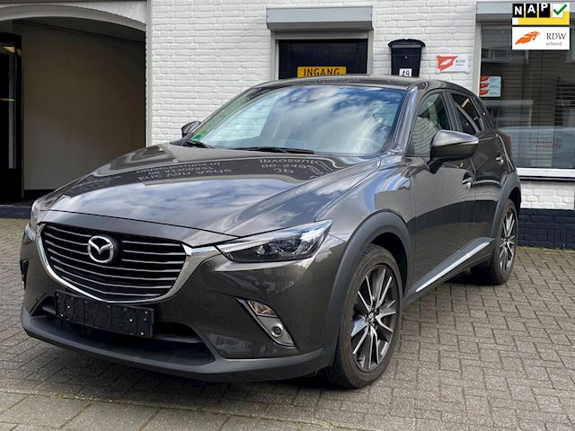 Mazda CX-3 2.0 SkyActiv-G 150 GT-M 4WD Automaat Full Options