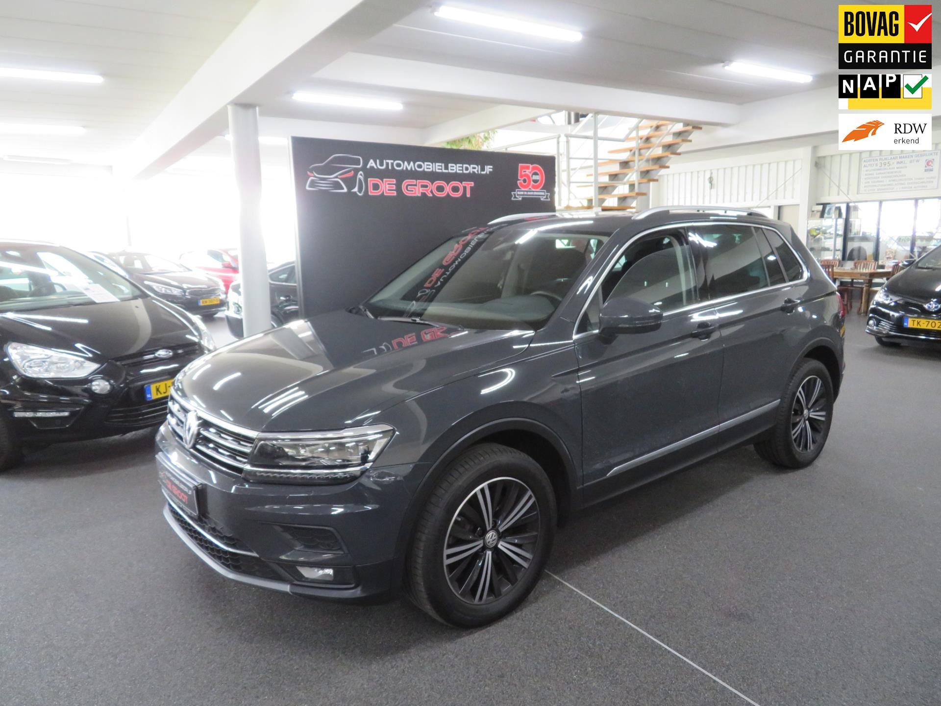 Volkswagen Tiguan occasion - Automobielbedrijf de Groot