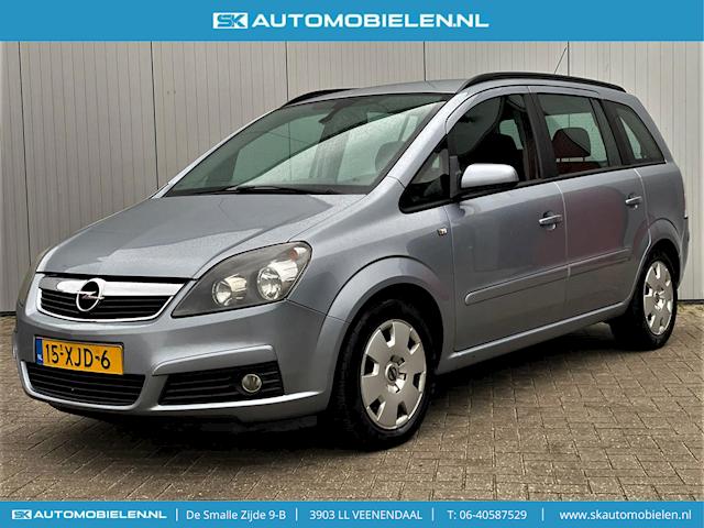 Opel Zafira 1.9 CDTi Executive | Dealer onderhouden | Clima | Cruise | 7 PERS | Trekhaak |
