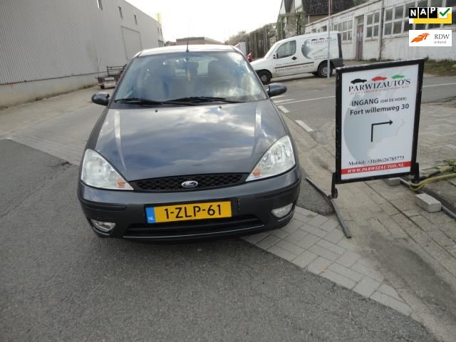 Ford Focus occasion - Parwiz Automobielen