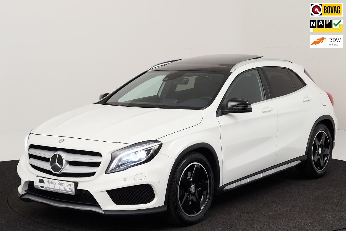 Mercedes-Benz GLA-klasse occasion - Autobedrijf Harry Brouwer B.V.