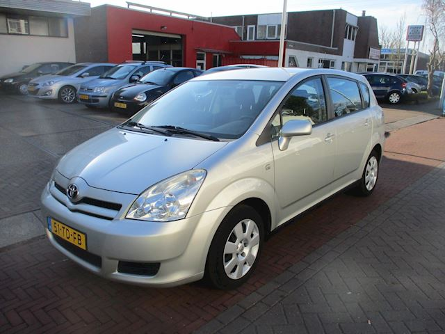 Toyota Verso 1.6 VVT-i Terra NAP Nieuwe APK 2 SLEUTELS