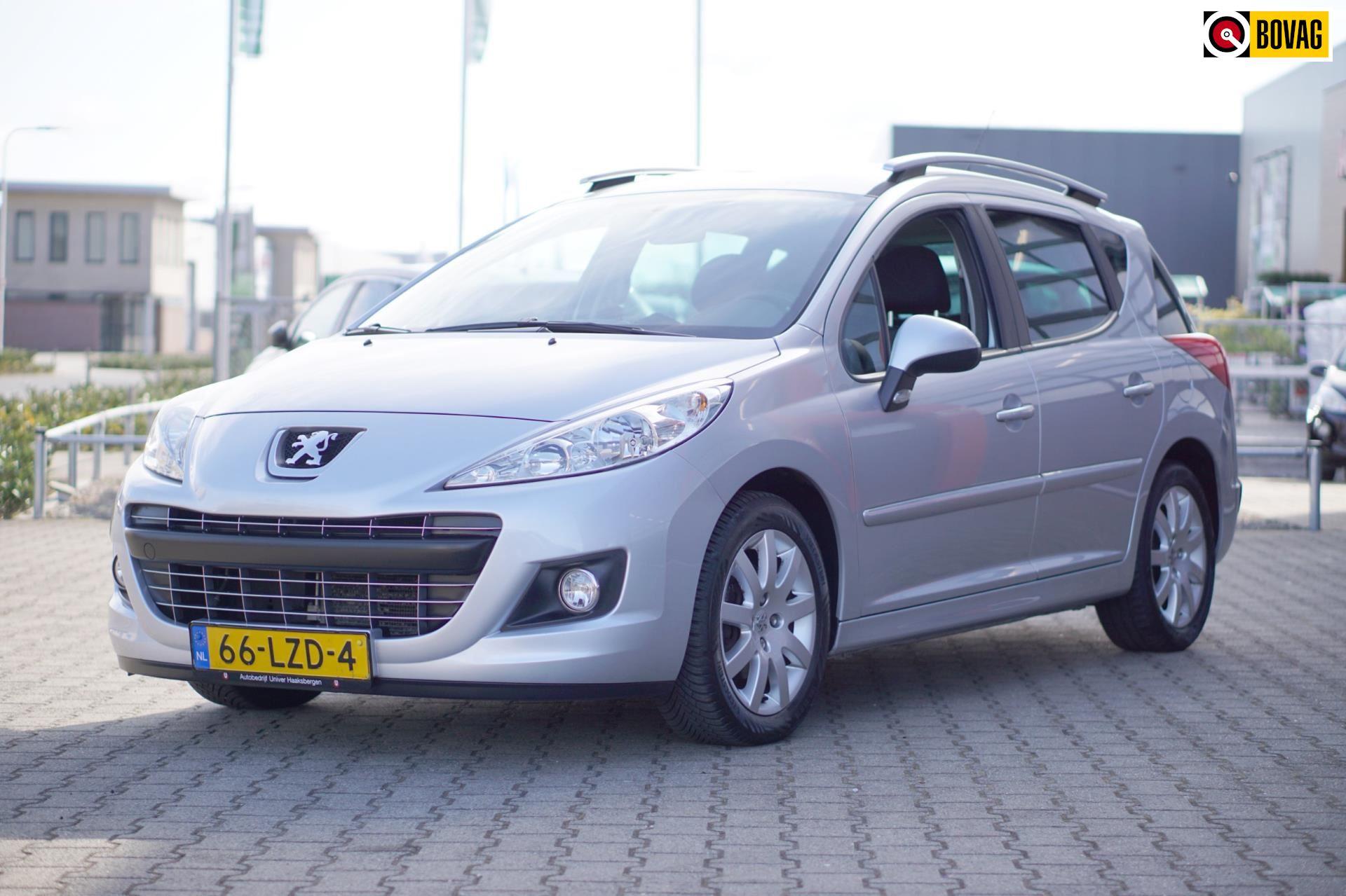 Peugeot 207 SW occasion - Autobedrijf Univer
