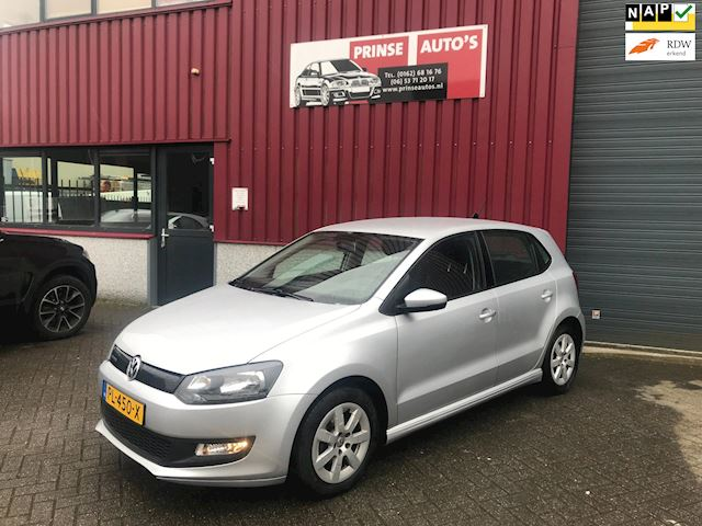 Volkswagen Polo 1.2 TDI BlueMotion Comfortline 5-drs.