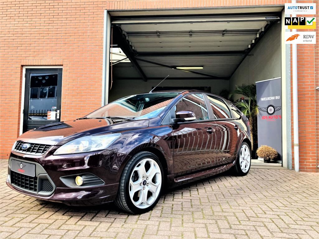 Ford Focus occasion - JDS AUTO'S