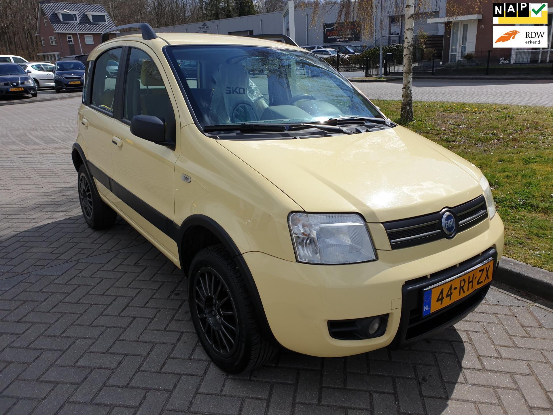 Fiat Panda occasion - v.d. Weg Auto's