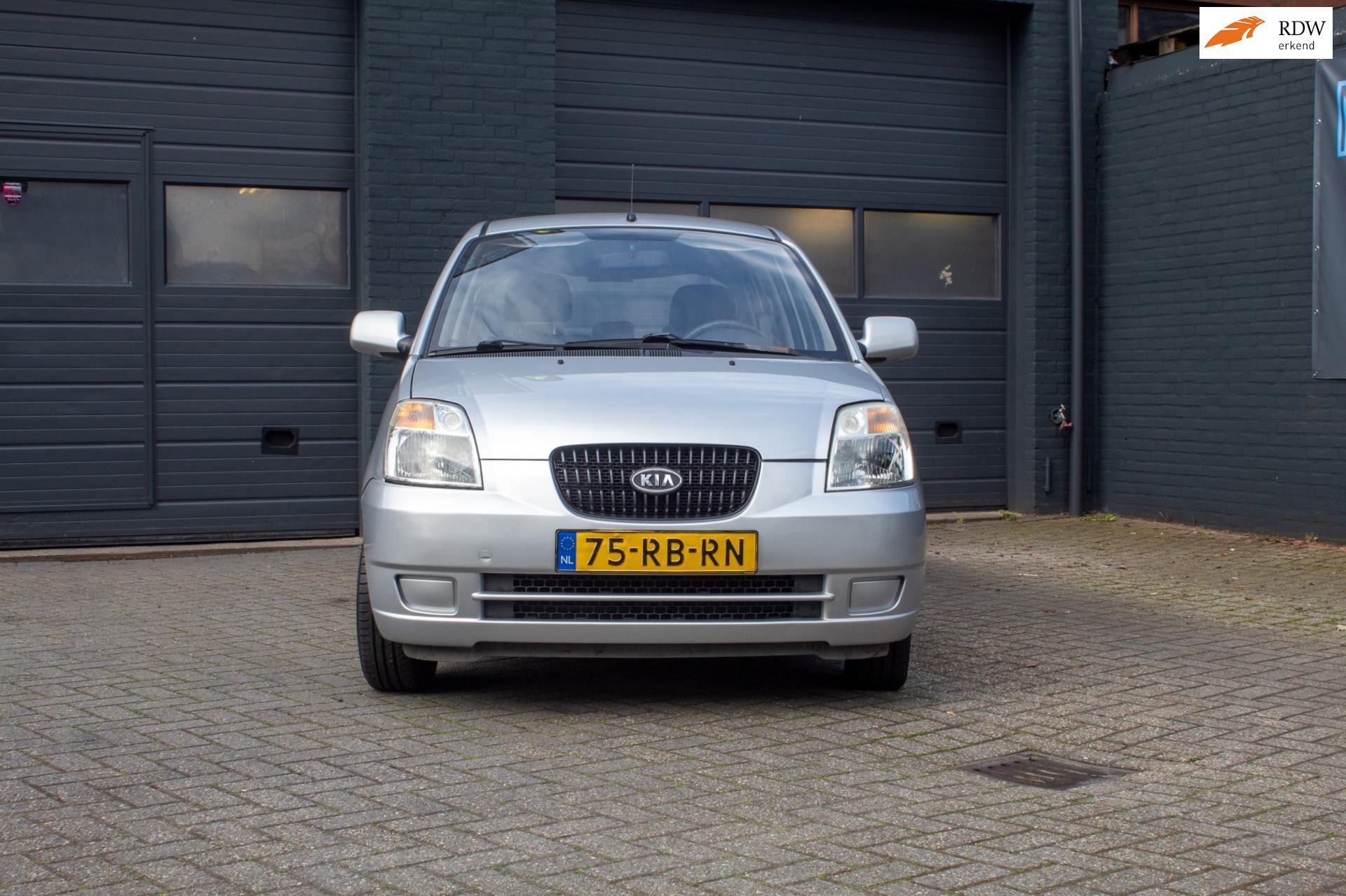 Kia Picanto occasion - MD Cars BV