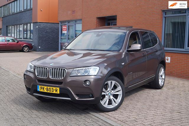 BMW X3 XDrive35d High Executive  Pano  MOTOR TIKT