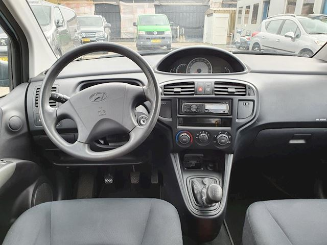 Hyundai Matrix 1.6i Dynamic airco, goed onderhouden