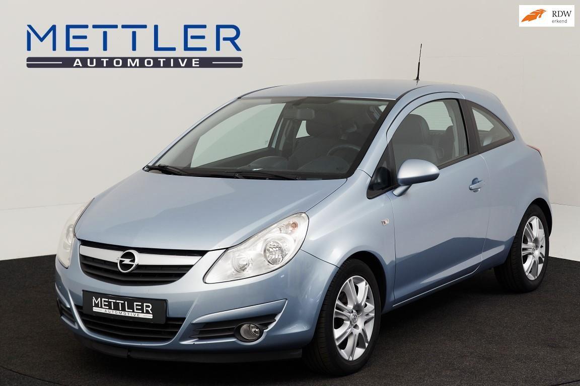 Opel Corsa occasion - Mettler B.V.