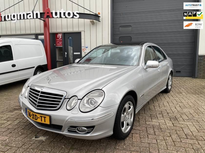 Mercedes-Benz E-klasse occasion - Brugman Auto's