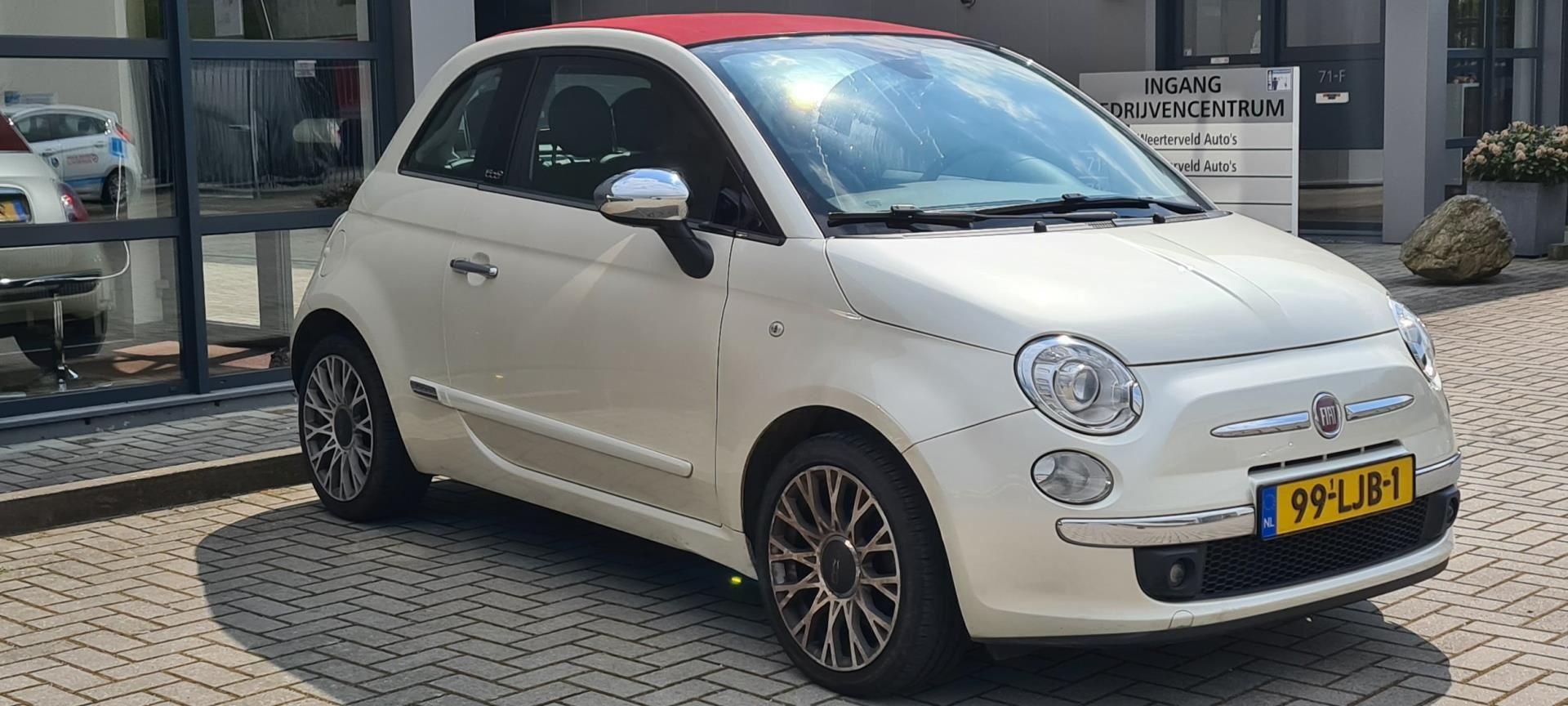 Fiat 500 C occasion - Weerterveld Auto's