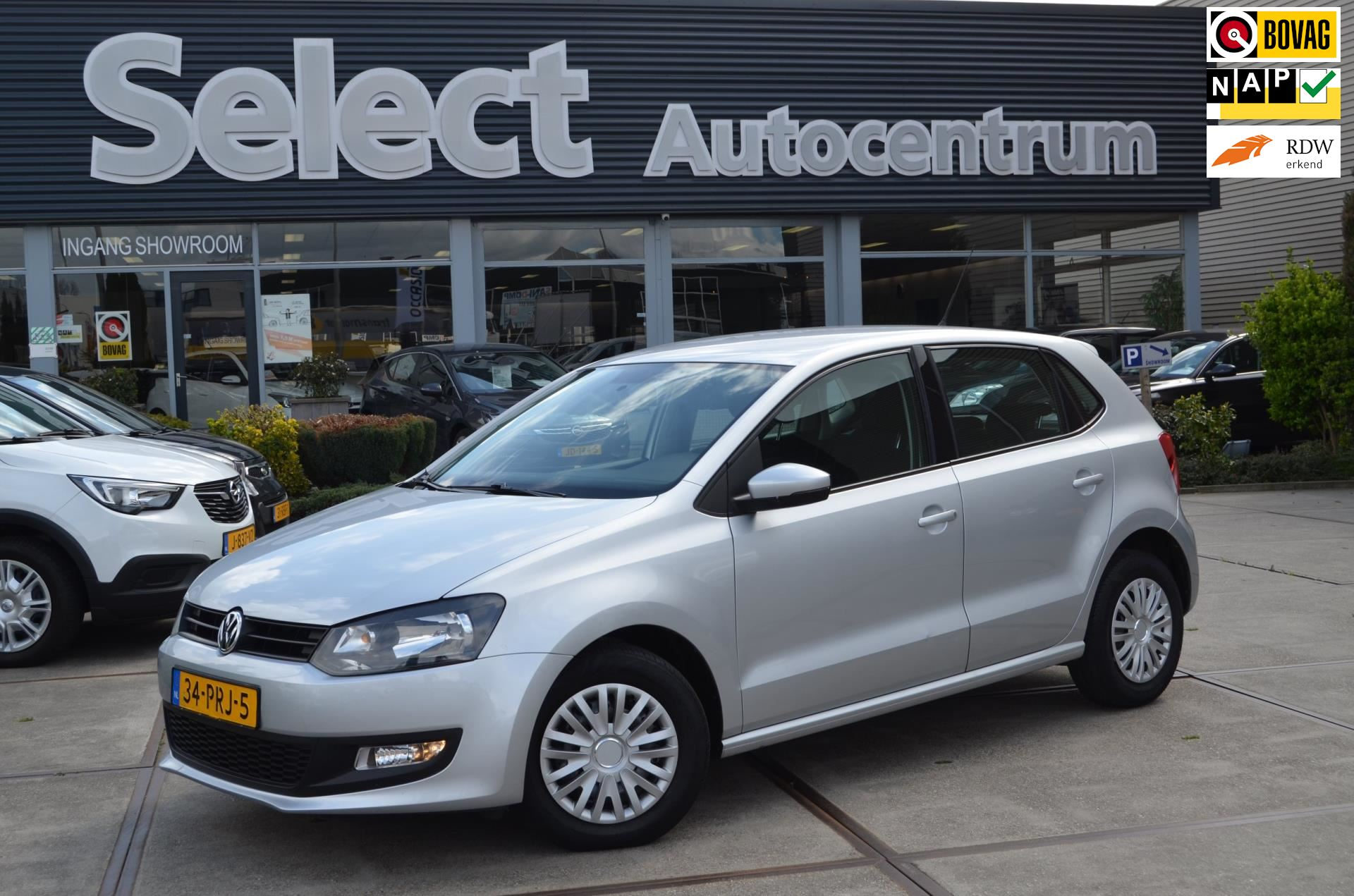 Volkswagen Polo occasion - Select Autocentrum