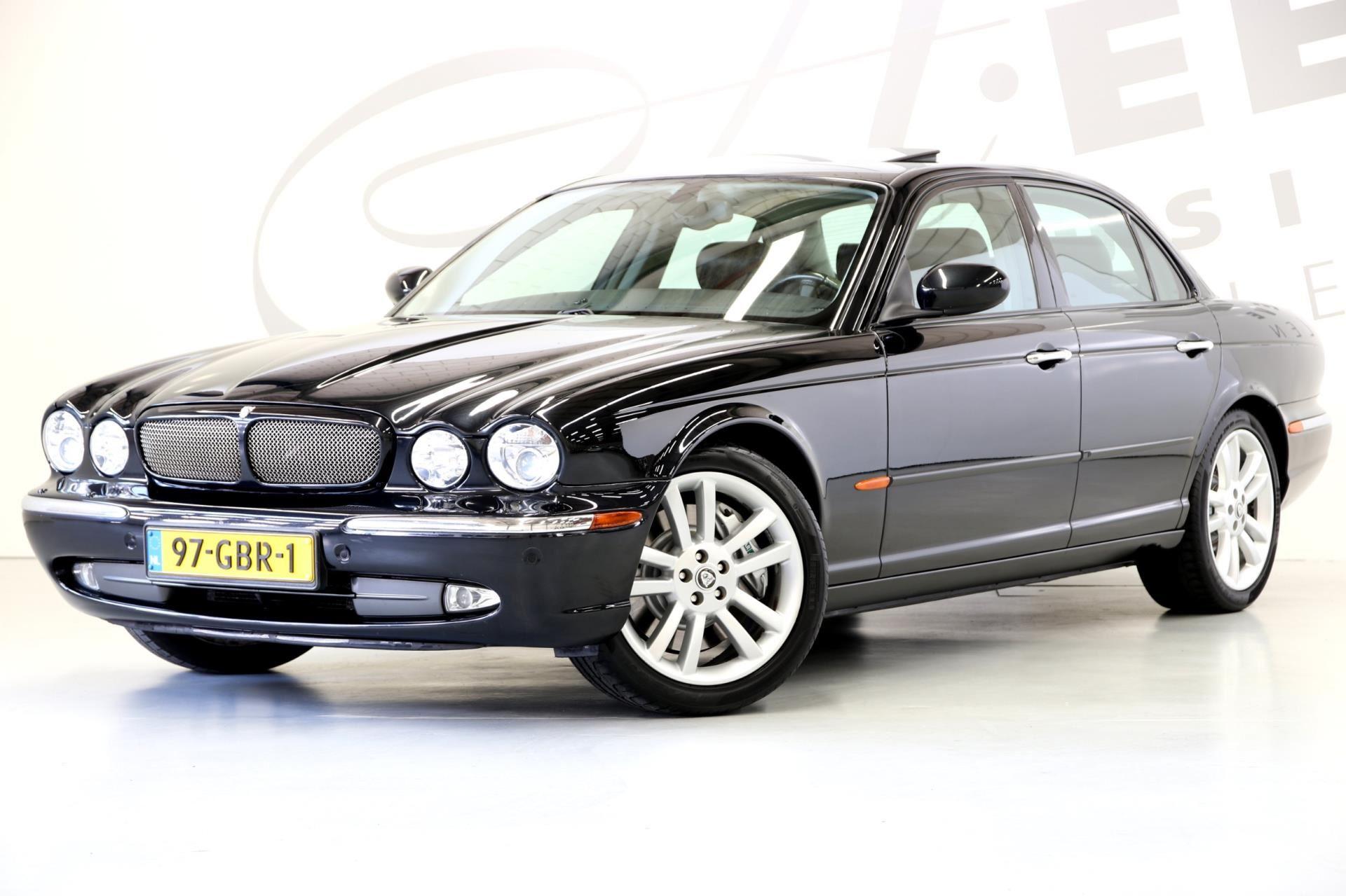 Jaguar XJ/R occasion - Aeen Exclusieve Automobielen