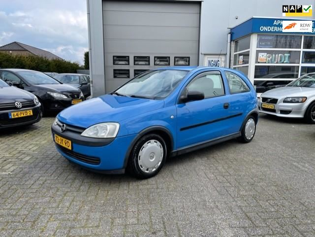 Opel Corsa occasion - RJO Automotive