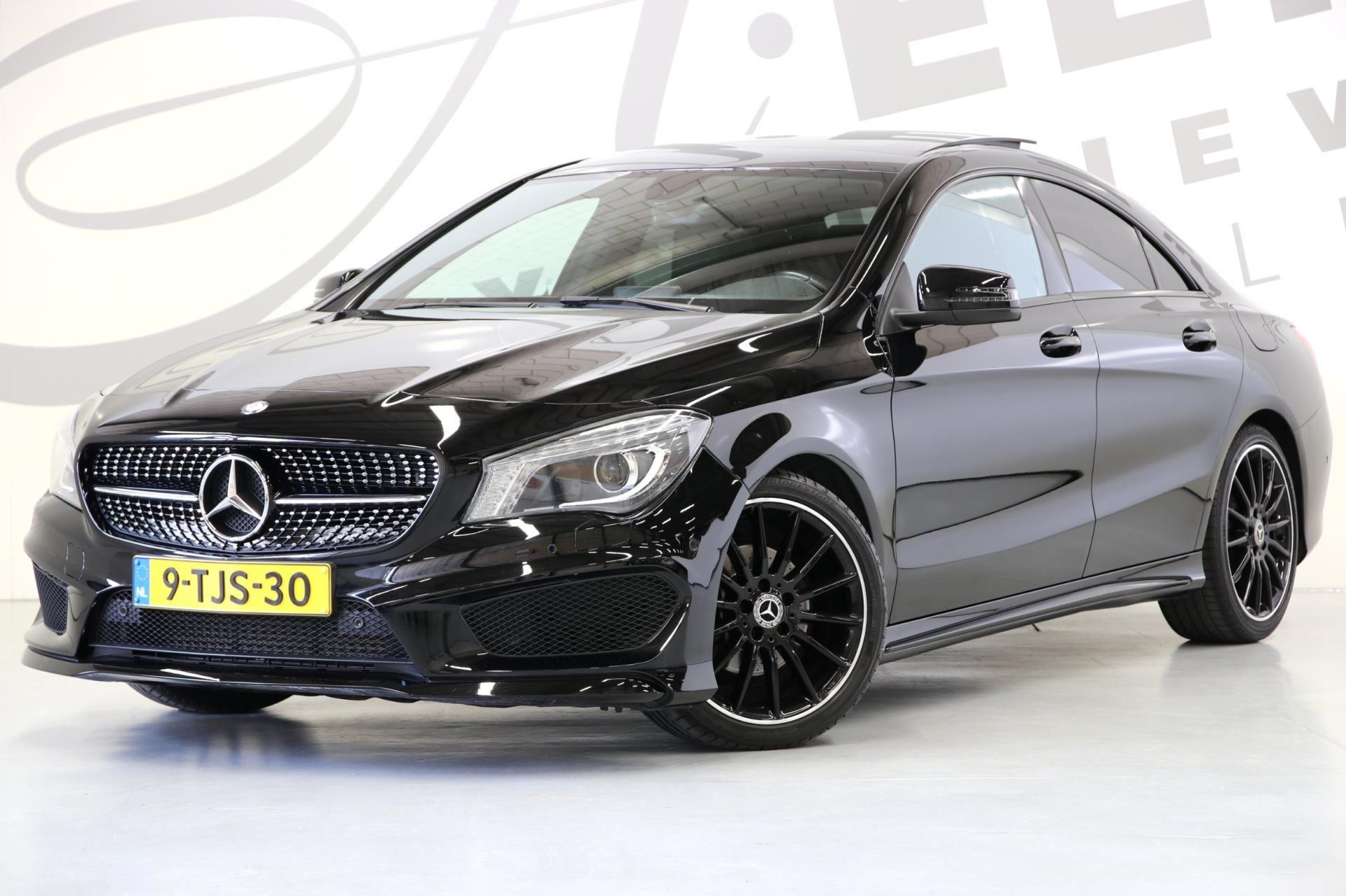Mercedes-Benz CLA-klasse occasion - Aeen Exclusieve Automobielen
