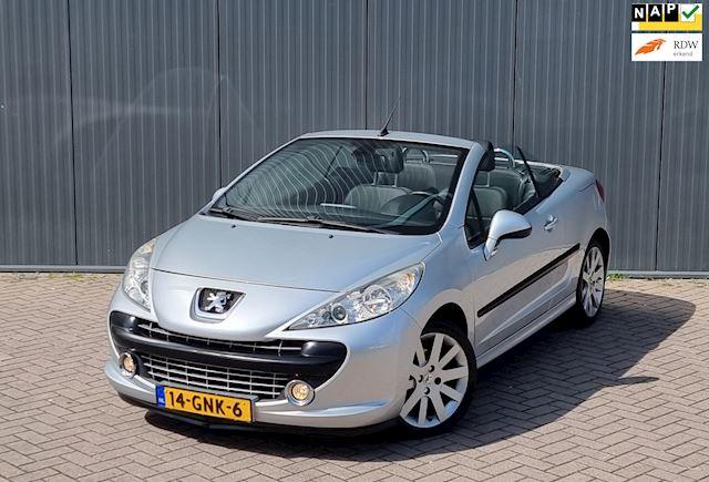 Peugeot 207 CC 1.6 VTi Féline Automaat Mooi! Clima 17