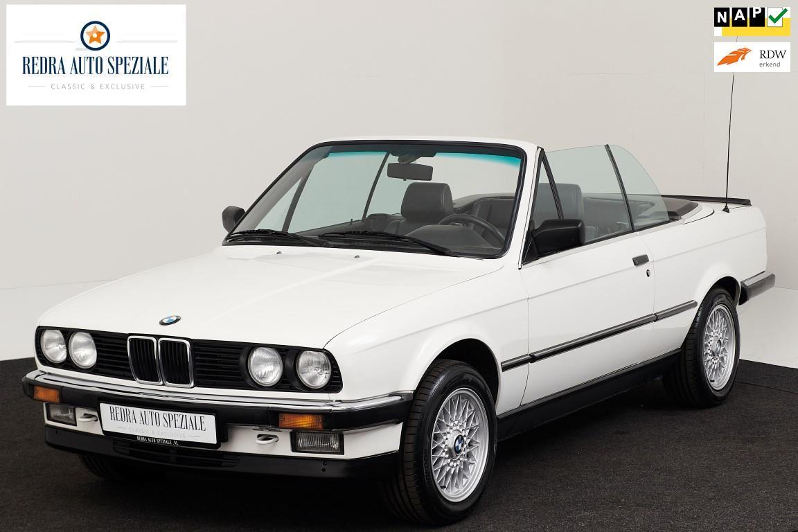 BMW 3-serie Cabrio occasion - Redra Auto Speziale