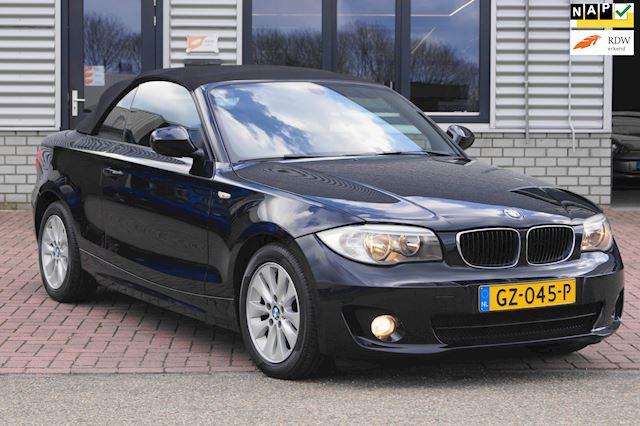 BMW 1-serie Cabrio 118i High Executive