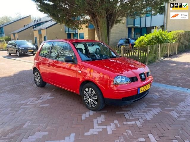 Seat Arosa AUTOMAAT / Stuurbekrachtiging / Leuke auto