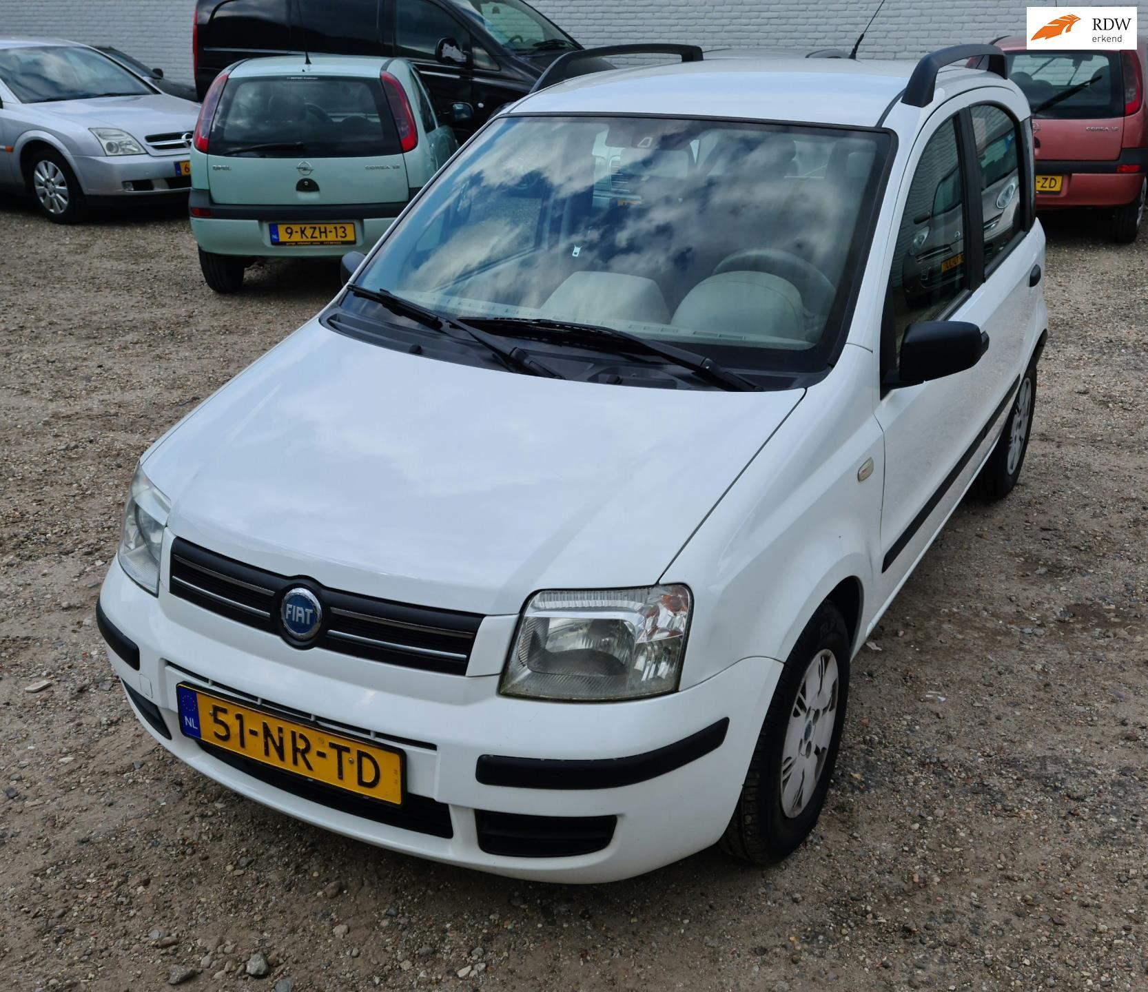 Fiat Panda occasion - DeAuto nl