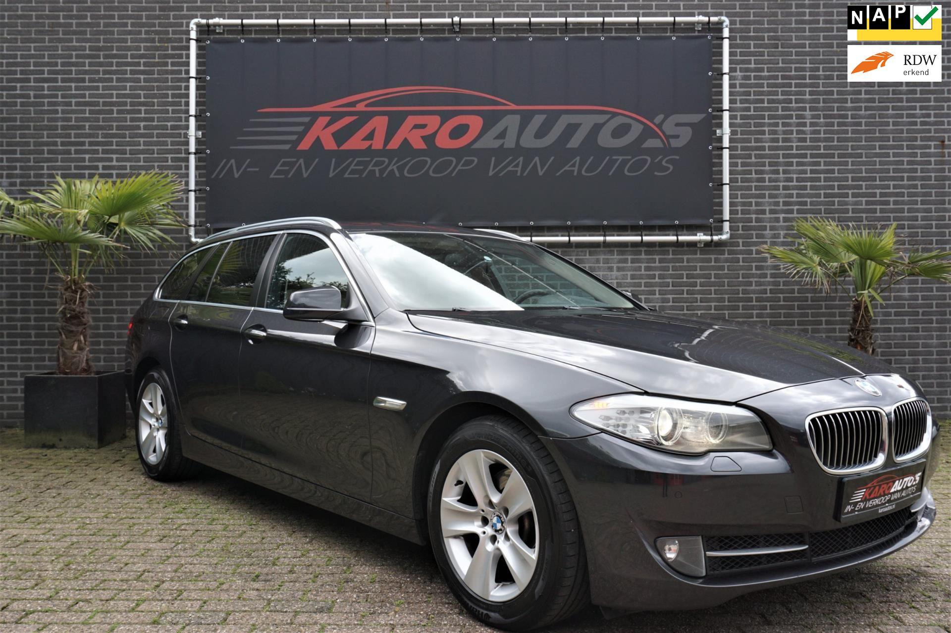 BMW 5-serie Touring occasion - KARO Auto's