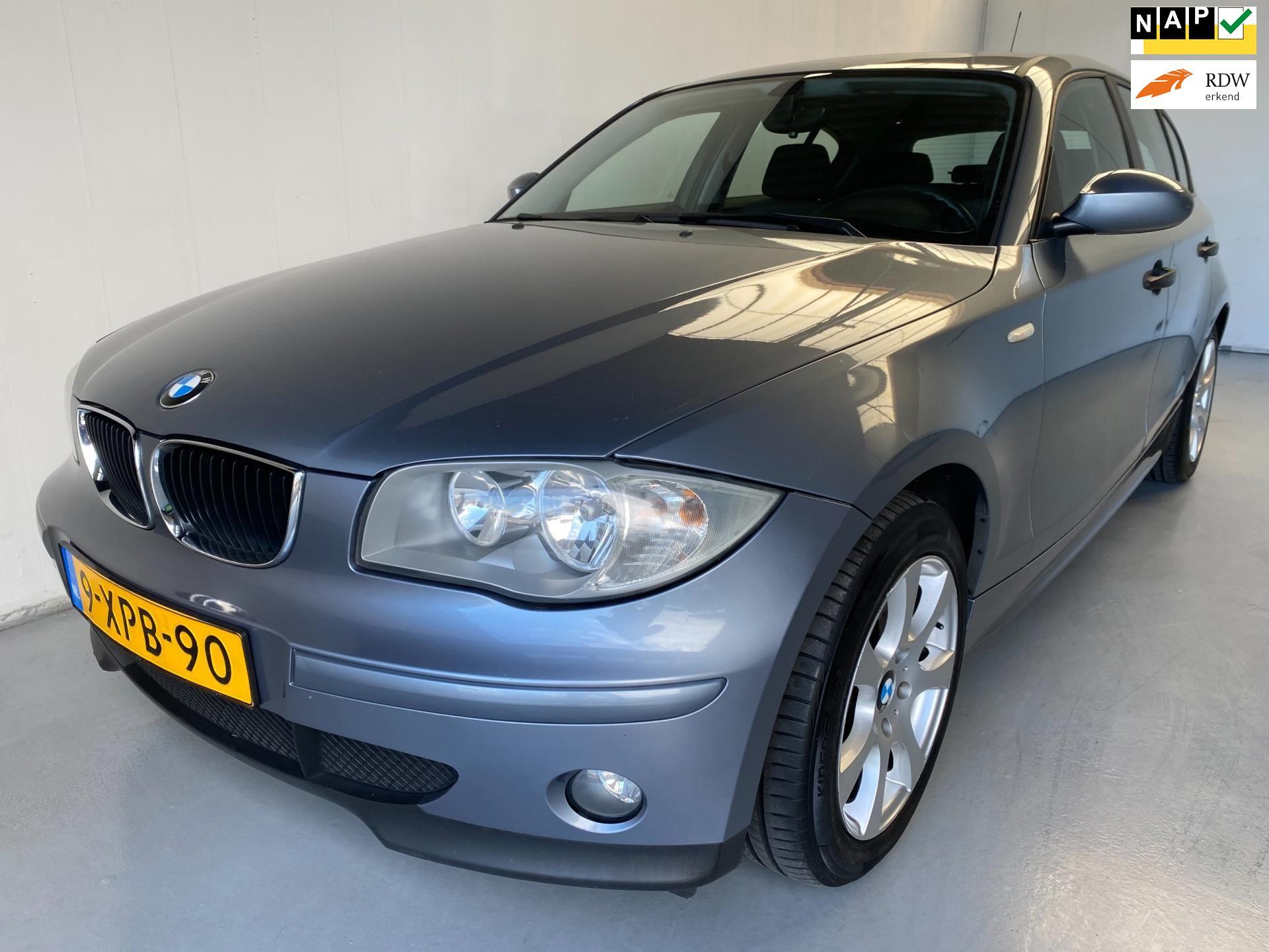 BMW 1-serie occasion - Autobedrijf Leeuwis B.V.