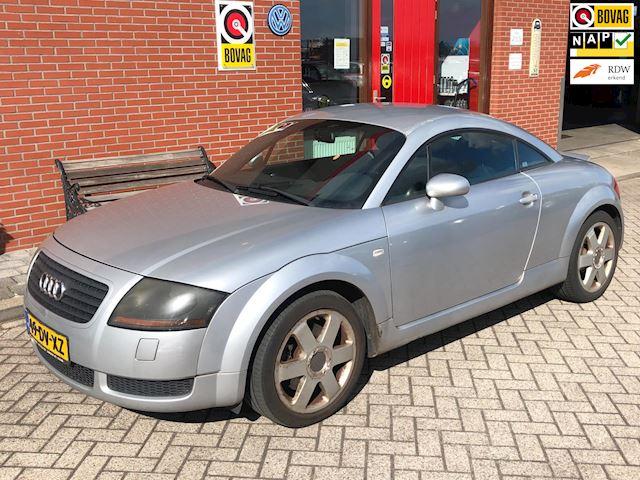 Audi TT occasion - Wester Wognum B.V.