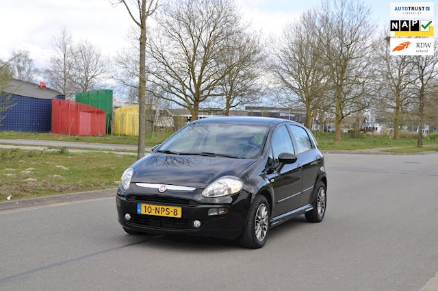 Fiat Punto Evo 1.3 M-Jet Dynamic, CLIMA/CRUISE! NETTE STAAT!
