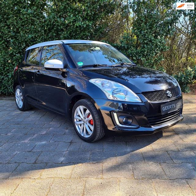 Suzuki Swift occasion - Geerts automobielen