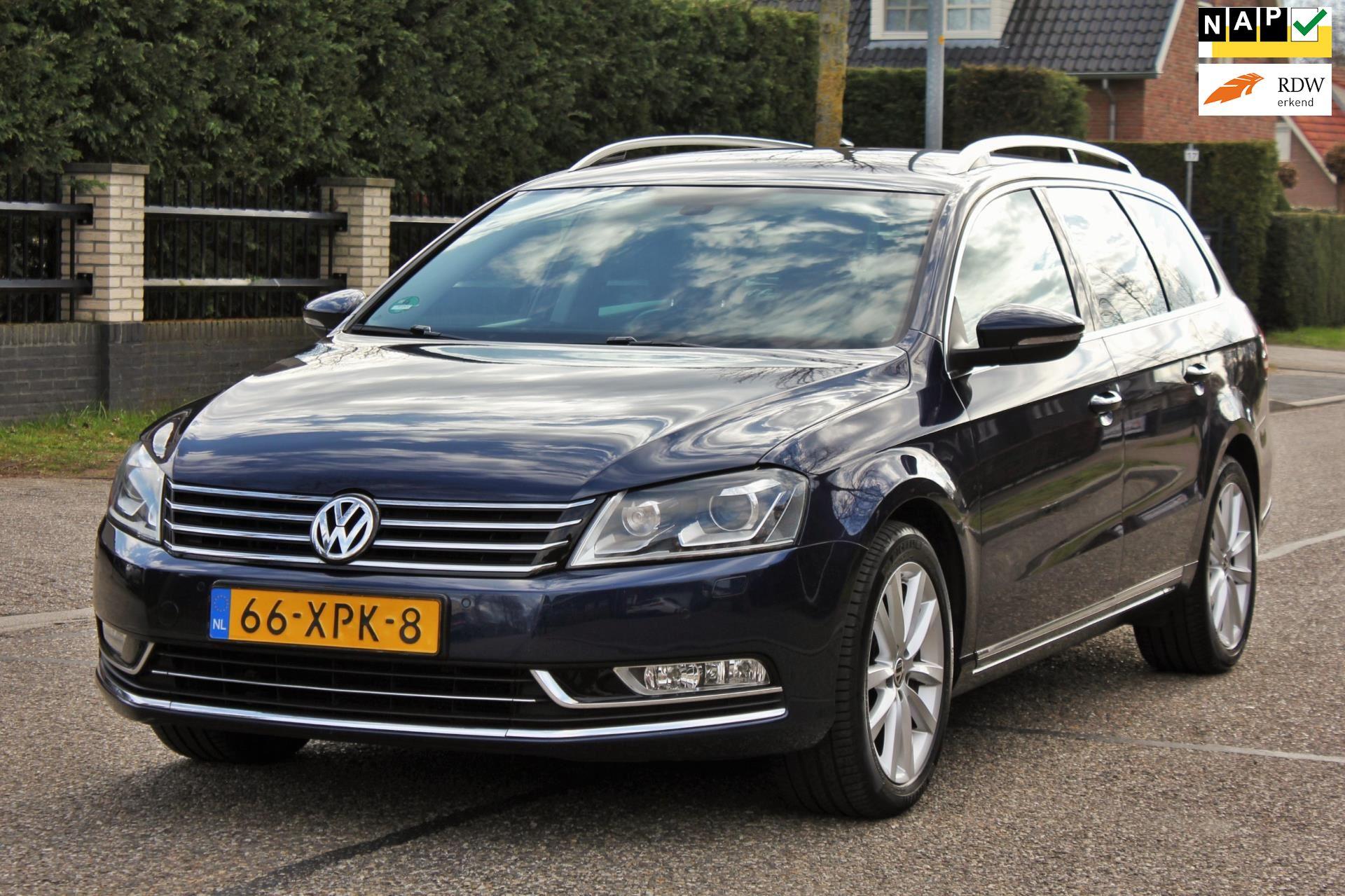 Volkswagen Passat Variant occasion - Auto Punt Wijchen