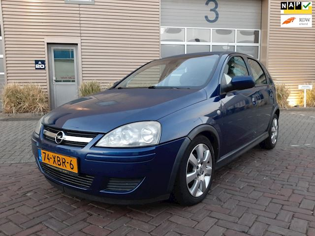 Opel Corsa 1.2-16V Sport
