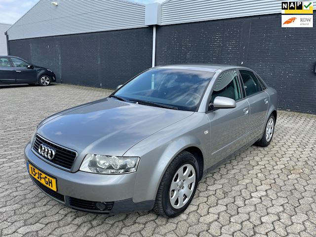 Audi A4 occasion - City Cars Breda
